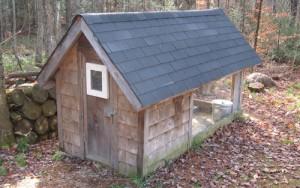rabbit house